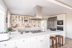 Kaunis ja kodikas keittiö