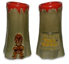 The Bombora Blast, a Frankie's Tiki Room original drink and mug.  (One of the Frankie's mugs that I've bought during a visit to Vegas.)