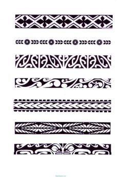 Fotos de Tatuajes: Especial: tribales maories