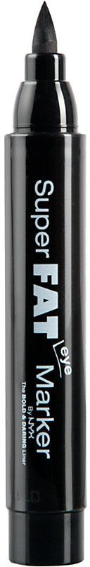 Nyx Cosmetics Super Fat Eye Marker Carbon Black