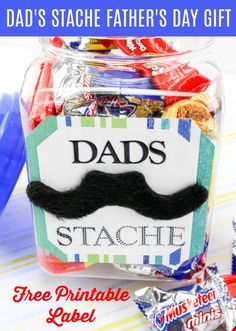 Easy Father's Day Gifts, Diy Gifts For Dad, Daddy Gifts, Parent Gifts, Homemade Gifts, Husband Gifts, Diy Dad Gifts From Daughter, Mothers Day Gifts Easy, Handmade Father's Day Gifts