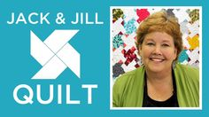 The Jack and Jill Quilt: Easy Quilting Tutorial with Jenny Doan of Missouri Star Quilt Company!