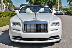 The Rolls-Royce Dawn was only just introduced to the world in September and now, Dimmitt Automotive Group in Florida has unveiled the car to a select My Dream Car, Dream Cars, Convertible, Royce Car, Rolls Royce Dawn, Bentley Rolls Royce, Bentley Car, Automotive Group, Top Cars