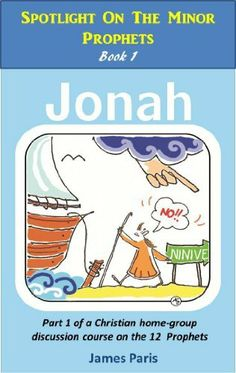 jonah the minor prophet Jonah or jonas is the name given in the hebrew bible (tanakh/old testament) to  a prophet of  the book of jonah (yonah יונה) is one of the twelve minor  prophets included in the tanakh according to one tradition, jonah was the boy  brought.