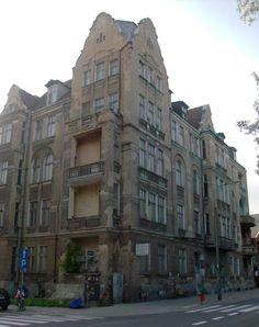 Matejki Street