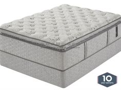 Tantalizingly Comfortable This Five Star Ferrington Super Pillow Top Mattress Set Is Exactly What You