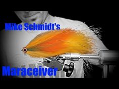 Fly Tying: Mike Schmidt's Maraceiver - YouTube