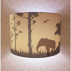 Creative Lamps, Creative Ideas, Jungle Bedroom, Lamp Shades, Iris, Giraffe, Camel, Baby Boy, Child Room