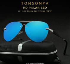>> Click to Buy << TONSONYA Brand design high definition Polarized men sunglasses Driving Sun Glasses Retro fishing sunglasses oculos de sol shades #Affiliate
