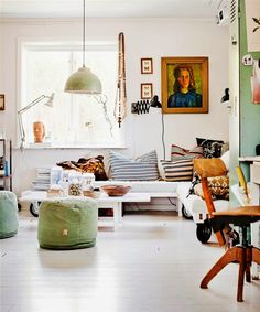 my scandinavian home: The happy home of Johanna Flyckt Gashi
