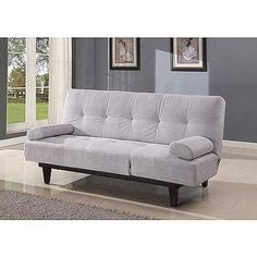 Convertible Futon Sofa Bed and Lounger with Pillows, Gray ACME http://www.amazon.com/dp/B011RZHHGG/ref=cm_sw_r_pi_dp_n0H0vb0SY1F1H