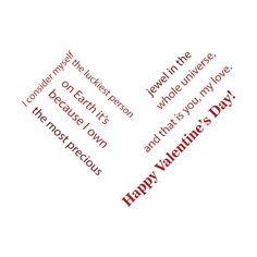 I consider myself valentines day by digitalpainter's Artist Shop