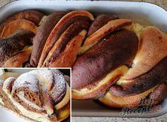 Kynuté těsto - nejlepší recepty | NejRecept.cz Pancakes, French Toast, Breakfast, Food, Author, Morning Coffee, Essen, Pancake, Meals