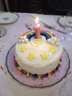 Raimbow cake