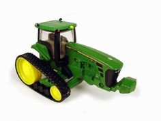 1:64 John Deere 8430T Tractor by ERTL. $7.99. From the Manufacturer                Ertl, the worldwide leader in farm toys for over sixty years, is proud to offer this highly detailed replica. Featuring die cast parts, realistic details, and authentic decoration, this accurately scaled replica is sure to be a hit with collectors and fans of all ages.                                    Product Description                ERTL 1/64 scale diecast John Deere 8430T  Tractor. n...