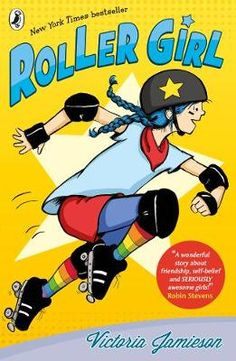 Zoom: Roller Girl by Victoria Jamieson