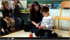 film qui montre des Ateliers d'inspiration Montessori en grande section de maternelle du scerene