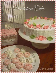 Bizcocho Dominicano | Mari's Cakes Dominican Cake