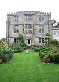 Newark Park is a Grade I listed country house of Tudor origins located near the village of Ozleworth, Wotton-under-Edge, Gloucestershire. Th...