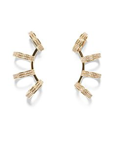 The new era of adornment: fabulous cuff earrings