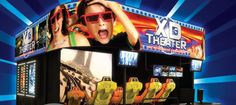 #Triotech: Schiphol #Airport, #Amsterdam opens 6D XD Theatre