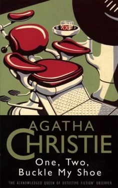 Image result for one two buckle my shoe agatha christie