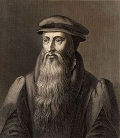 """John Knox.  Mary Queen of Scots is reputed to have said: """"I fear the prayers of John Knox more than all the assembled armies of Europe."""""""