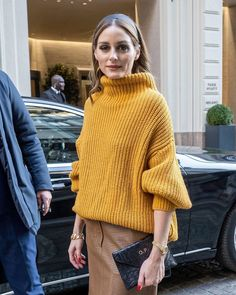 Estilo Olivia Palermo, Olivia Palermo Lookbook, Olivia Palermo Style, Color Combinations For Clothes, Weekend Outfit, Work Wardrobe, Ideias Fashion, Personal Style, Winter Fashion