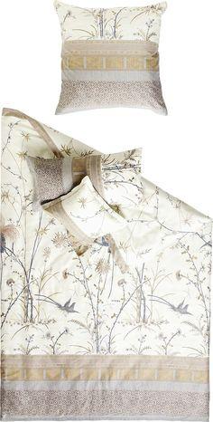 Artikeldetails:  Bettwäsche aus Mako-Satin, Mit Reißverschluss,  Material/Qualität:  Hochwertige Mako-Satin-Qualität aus reiner Baumwolle,  Pflegehinweise:  Waschbar bis 60°C., Trocknergeeignet,  Qualitätshinweise:  Hautfreundlich, schadstoffgeprüft,  Wissenswertes:  Erhältlich sind folgende Garnituren: 2-teilige Garnitur: 1 Kissenbezug 80/80 cm + 1 Bettbezug 135/200 oder 155/220 cm., Unser T...