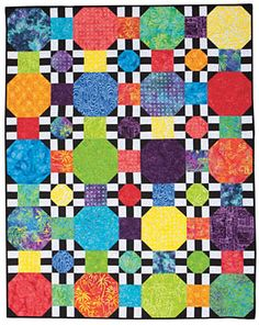 Smart Surprise Quilt Pattern - Download now from Connecting Threads
