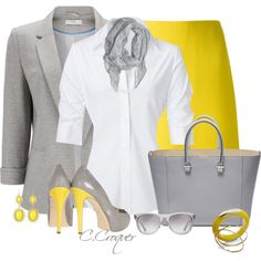 """""""Matching Bag & Scarf"""" by ccroquer on Polyvore"""