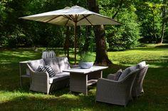 Romantyczny zestaw ogrodowy GRACE - wypoczynek na świeżym powietrzu w gronie najbliższych