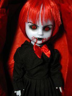 Living Dead Doll Sabbatha Blood <3