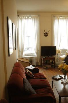 Joanna Goddard living room