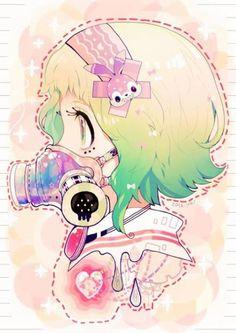 Resultado de imagen para imagenes de gumi kawaii