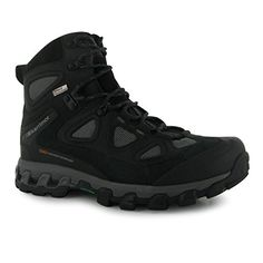 Karrimor Mens Ksb Jaguar Event Walking Boots Hiking Shoes Sport Hi Top Lace Up Black 85 425 -- You can find more details by visiting the image link.(This is an Amazon affiliate link and I receive a commission for the sales) #CampingandHikingFootwear