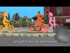 David Aguilar - La cumbia de la bici - YouTube
