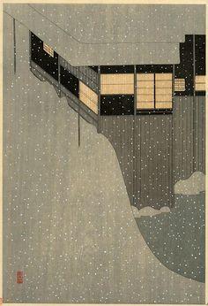graceandcompany:    ♥LIKE: by Settai Komura, 1887-1940