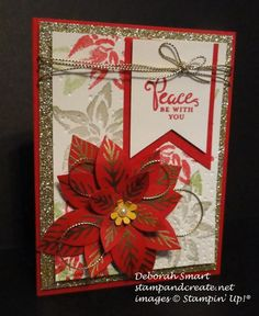 PCCCS163 reason for the season stamp set and Festive Flower punch details in this post http://stampandcreate.net/pcccs163-paper-craft-crew-challenge/