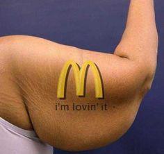 Still want that Big Mac?   No thanks