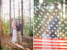 4th of july wedding inspiration