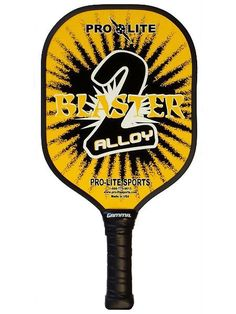 Pro-Lite Blaster 2 Alloy Yellow / Black