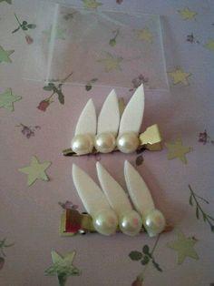 Super Sailor Moon Hair clips by xxstarlightxx on Etsy, £3.00