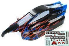Rampage XB-E Blue Body