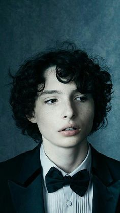 He looks so cute in a bow tie and suit ! I️ love him ! Finn Stranger Things, I Love Him, My Love, Le Clown, Most Beautiful Man, Celebrity Crush, Future Husband, Cute Boys, Actors & Actresses