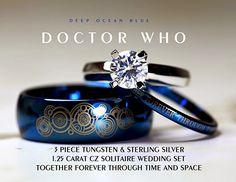 Lara Yih: Anillos de boda  del doctor Who
