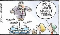 Stock Market Cartoons - Bing images Penny Stocks, All The Things Meme, Have A Laugh, Stock Market, Bing Images, Marketing, Comics, Memes, Fun