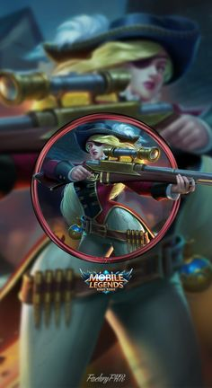 Wallpaper Phone Lesley Royal Musketeer by FachriFHR on DeviantArt Miya Mobile Legends, Moba Legends, Alucard Mobile Legends, Legend Images, Mobile Legend Wallpaper, The Legend Of Heroes, Phone Shop, Old Phone, Free Hd Wallpapers