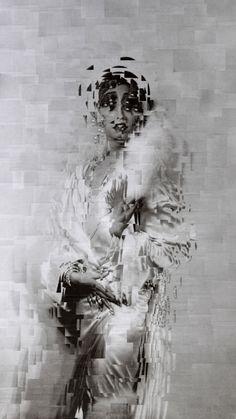 Josephine Baker - portrait 2 - Lola Dupre