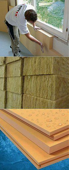 Panneau de polystyrène graphité Pour systèmes collés ou calé - pose pave de verre exterieur